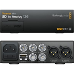 BlackMagic Teranex Mini - SDI to Analog 12G - BM.00173