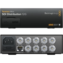 BlackMagic Teranex Mini - SDI Distribution 12G - BM.00172