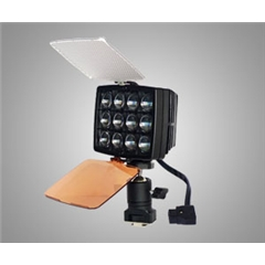 S-2030 On-Camera LED Light