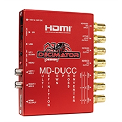 MD-DUCC Multi definition Down Up Cross Converter