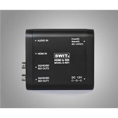 S-4601 HDMI to SDI converter