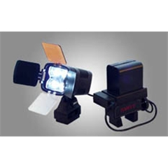 S-2010+7200J Led Camera Light+Bracket (JVC)