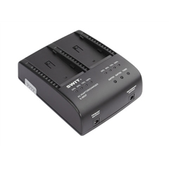 S-3602F DV Battery Charger/Adaptor (Sony-NP-F770/970)