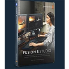 BlackMagic Fusion 8 Studio - BM.00129