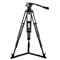 EG10A2L  Video tripod Kit (10Kgs)