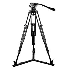 EG08A2L Video tripod Kit (8Kgs)