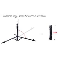 EIMAGE LS01 Light stand (70-220cm)