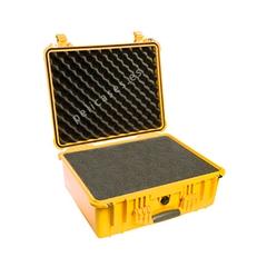 Pelicase Mala 1550 c/espuma Amarela