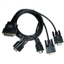 CB-28 Tally adapter cable for SE-2800 - DV.00203