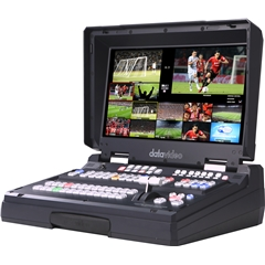 HS-2850-12 Portable Studio HD/SD with 12*1080i/p - DV.00159