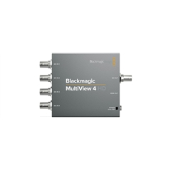 Blackmagic Multiview 4 HD - BM.00244