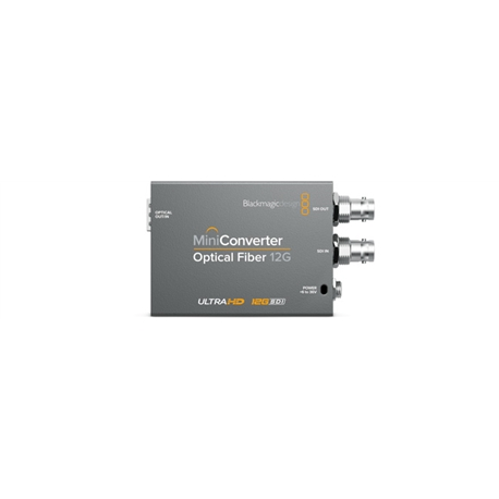 BlackMagic Mini Converter - Optical Fiber 12G - BM.00242