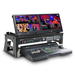 GO-500-Studio 4 Ch HD/SD Portable Video Production Studio