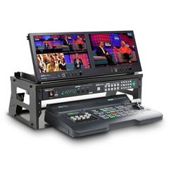 GO-500-Studio 4 Ch HD/SD Portable Video Production Studio - DV.00350