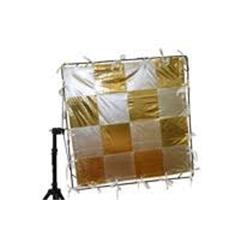 ROSCO  Checkerboard Oro/Plata 3.55x3.55m - RO.00373