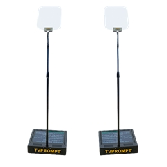 TVPROMPT Dual Conference Teleprompter