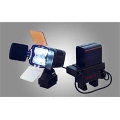 S-2010+7200J Led Camera Light+Bracket - SW.00027