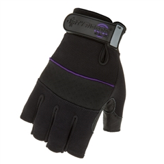 Dirty Rigger SlimFit glove Fingerless tam.XS - AE.01783