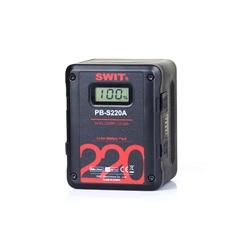 SWIT PB-S220A 220Wh Multi-sockets Digital Battery - SW.00281