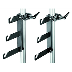 Manfrotto 044 TRPL BCKGRND HOOK SET W/CLAMPS - MF.00300