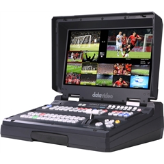 HS-3200 HD 12-Channel HD Portable Video Streaming Studio