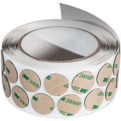 Rycote Stickies Rolo de 500 unid. - AE.01928