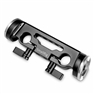 SMALLRIG 1898 15mm Rod Clamp with ARRI Rosette - SG.00007