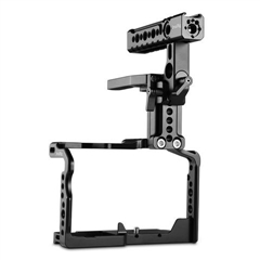 SmallRig 2052B Cage w/Helmet Kit for Panasonic Lumix GH5/S