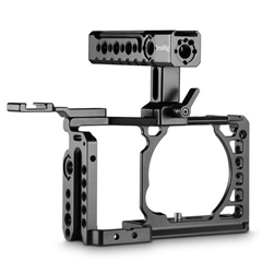 SmallRig 2081C Advanced Cage Kit for Sony A6500