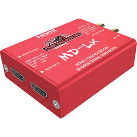12G-CROSS:4K HDMI/SDI Cross Converter w/ Scaling&Frame Rate - DE.00021