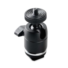 SmallRig 1875 Multi-Funct. Ball Head w/Remov.Shoe Mount