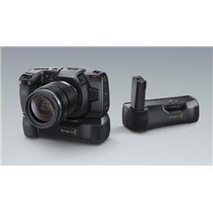Blackmagic Pocket Camera Battery Grip - BM.00257