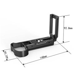 SmallRig 2258 L-Bracket for Nikon Z6 and Nikon Z7
