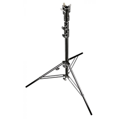 Manfroto 007BU Black Aluminium Senior Stand - MF.00394