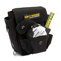 Dirty Rigger - Bolsa Tech Pouch BK - AE.01296