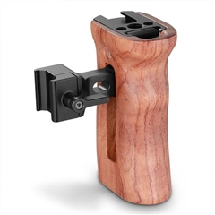 SmallRig 2187B Wooden NATO Side Handle - SG.00218