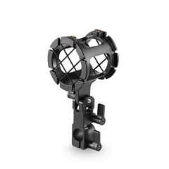 SmallRig 1802 Microphone Support with 15mm rod clamp - SG.00316