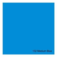 E-COLOUR+132 Medium Blue (0.61x0.53m)