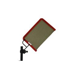 ROSCO Bandera Gasa Doble Negra 46x61 - RO.00335