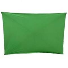 CHF-3X4 Grenn cotton Chromakey 3x4m - DV.00226