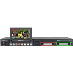 HDR-90 ProRes 4K Video Recorder-1U Rackmountable