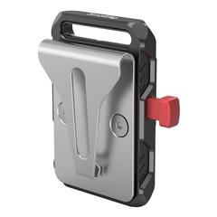 Smallrig 2990 Mini V Mount Battery Plate with Belt Clip - SG.00394