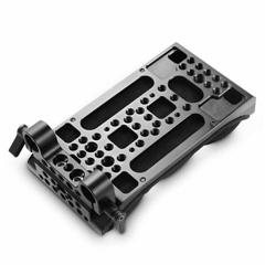 SmallRig 2077 Universal Shoulder Pad with 15mm RailBlock - SG.00028